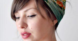 Head Scarf Tutorial - Keiko Lynn