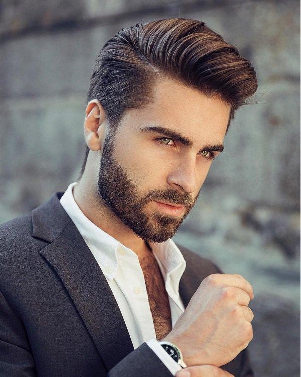 40 Hair Styles for Men | Art and Design