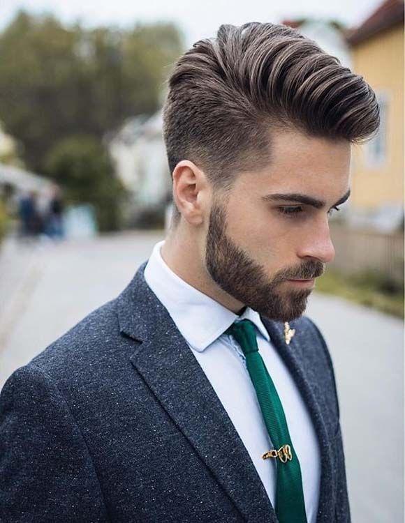 Men's Hairstyles 2017-18