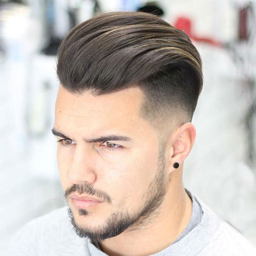 Unique and latest hair styles for men