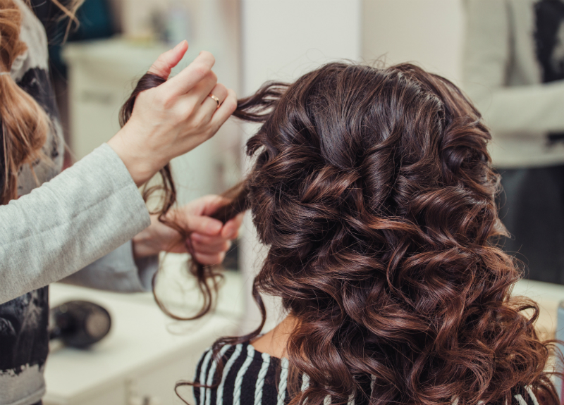 Behind The Scenes Beauty - A Celebrity Hair Stylist Shares Her On