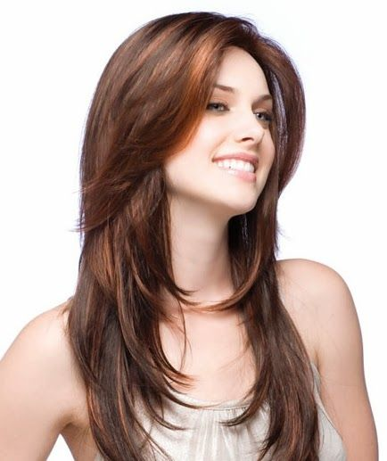 Gorgeous and Stylish Haircuts for long hair | hairstyle | Pinterest