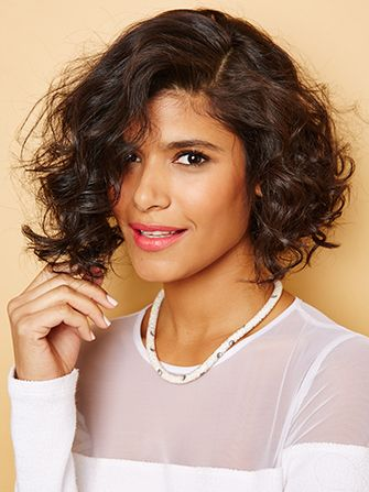 Short Haircuts Curly Hair - Styling Tips