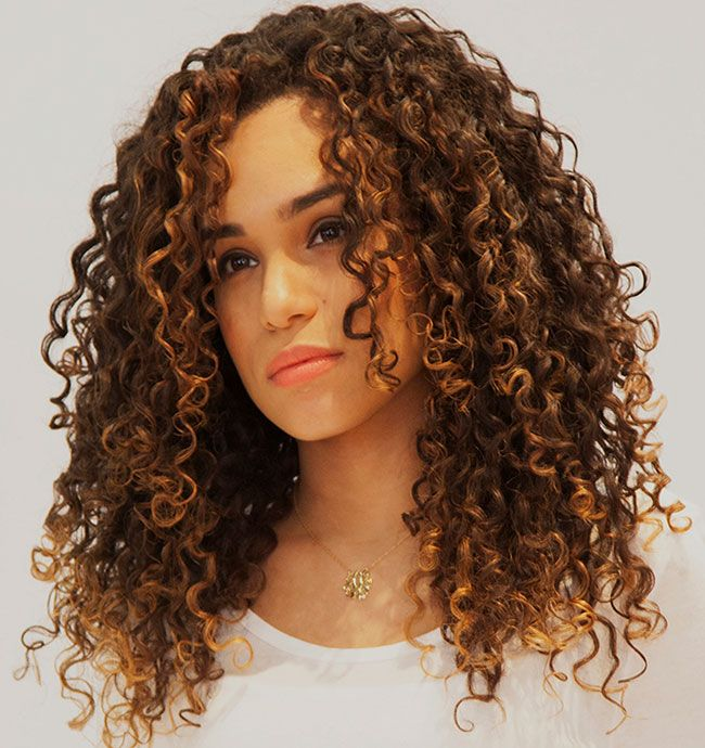 Get creative with curls