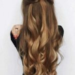 Hair styles for a longer hair are always   a boon to an individual