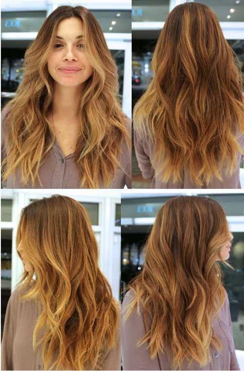 40+ Best Long Wavy Haircuts | Long Hairstyles 2015 & Long Haircuts
