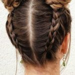 Simpler ways of hairstyles for girls