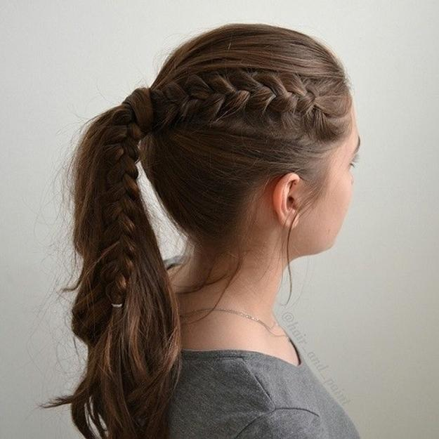 ten Easy Before School Hairstyles For Chic Students - Estheticnet