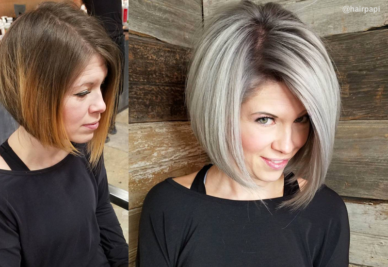 39 Flattering Hairstyles for Thinning Hair (Popular for 2019)