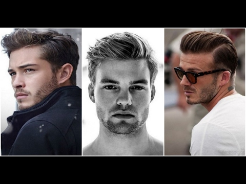 Top 20 Young Men's Haircuts - Top Hairstyles For Young Men - YouTube