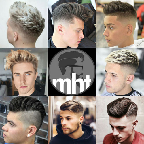 25 Young Men's Haircuts | Men's Hairstyles + Haircuts 2019