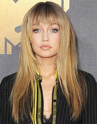 Hair Bangs Trend Is Ruling 2019 | hairstyle in 2019 | Pinterest