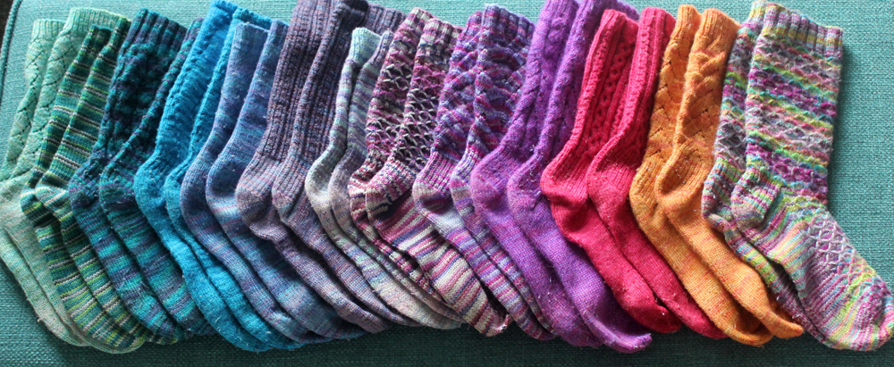 My sock drawer u2014 Tanis Fiber Arts