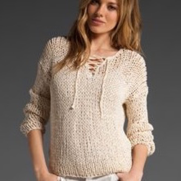 Vince Sweaters | Hand Knit Sweater | Poshmark