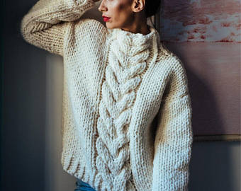 f55aa5a2c075af Hand Knitted Sweaters Flair up Your Beauty – fashionarrow.com