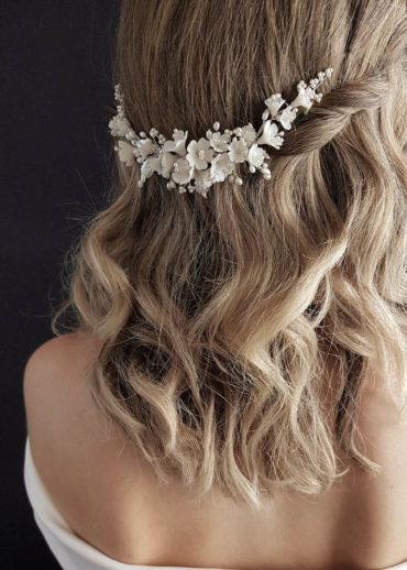 Headpieces Archives - TANIA MARAS | bespoke wedding headpieces +