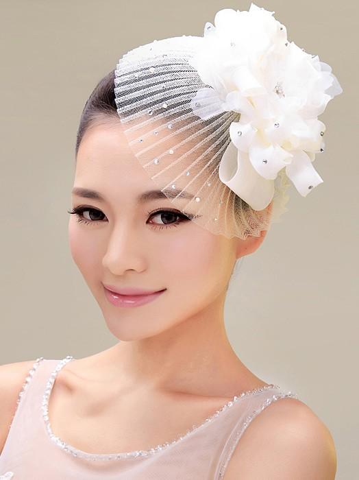 Unique Bridal Headpieces HP1 | InWeddingDress