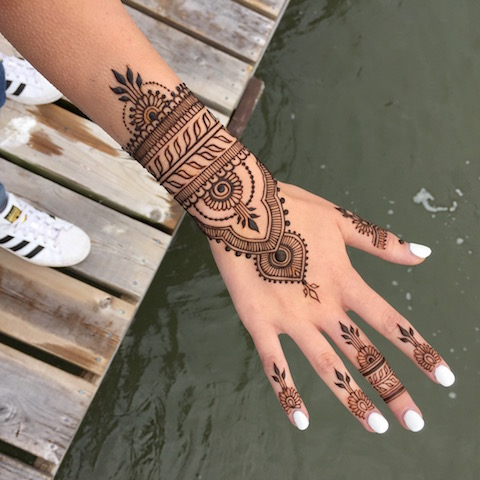 The Art of Henna | Delaware County District Library