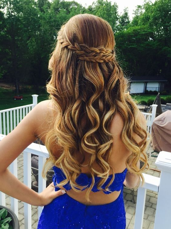 21 Gorgeous Homecoming Hairstyles for All Hair Lengths | Hair