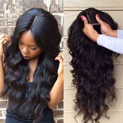 Hot Sale 7A Silk Base Full Lace Wigs 100% Brazilian Virgin Remy
