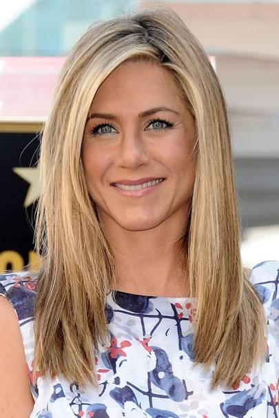 Jennifer Aniston Hairstyles - Celebrity Hair, The Rachel   Glamour UK