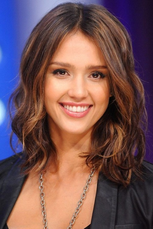 Jessica Alba Hairstyles - Celebrity Latest Hairstyles 2016