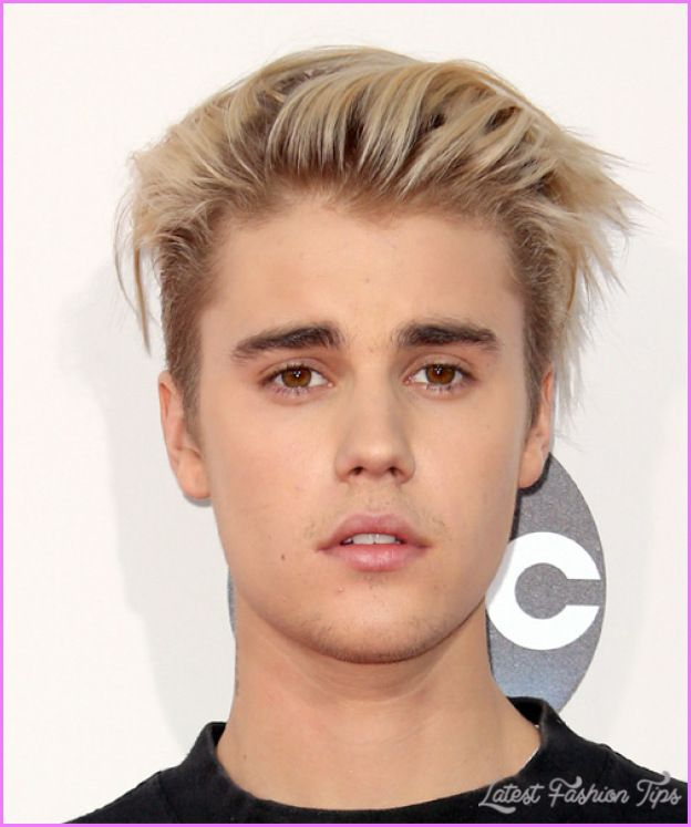 awesome JUSTIN BIEBER HAIRSTYLE BACK VIEW | Latestfashiontips