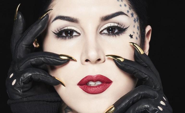Tattoo artist Kat Von D creates vegan makeup line - Star2.com
