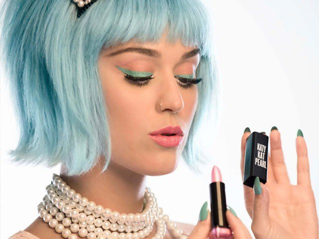 Katy Perry to launch mermaid-inspired make-up line | Pakistan Today