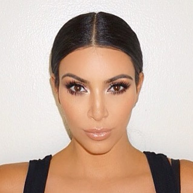 What Makeup Products Does Kim Kardashian Use? | POPSUGAR Beauty