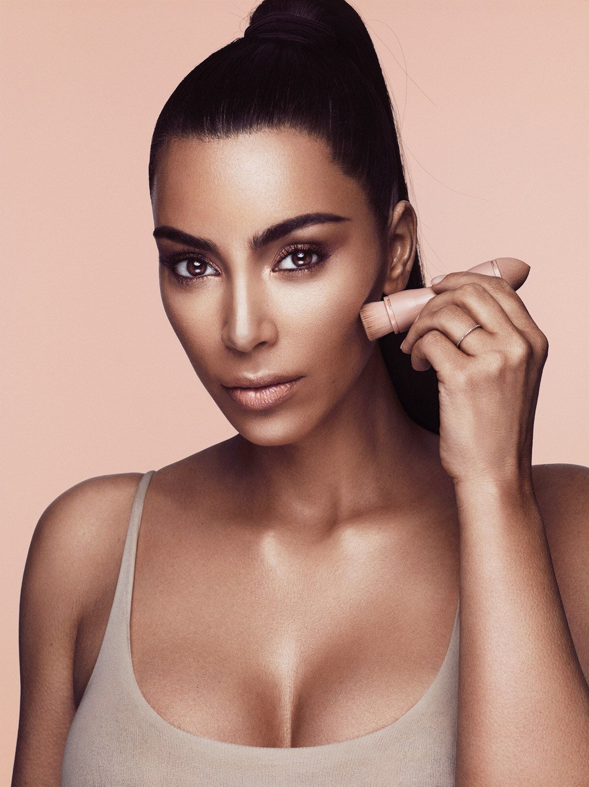 Kim Kardashian's KKW Makeup Line Expected to Net $14 Million on Day