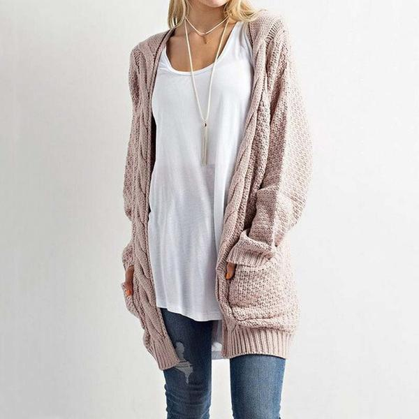 How to knit a chunky Knit Cardigan?