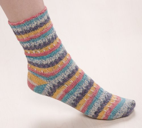 Toe-Up Techniques for Hand-Knit Socks: Revised Edition: Janet