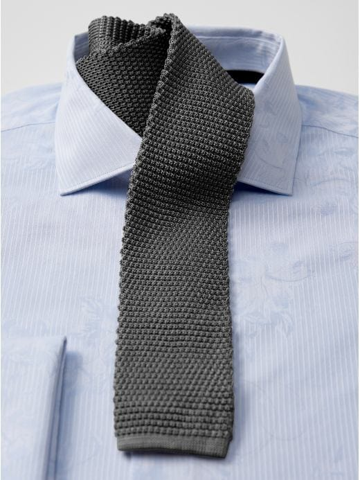 Knit ties: with suits? in summer? | Styleforum