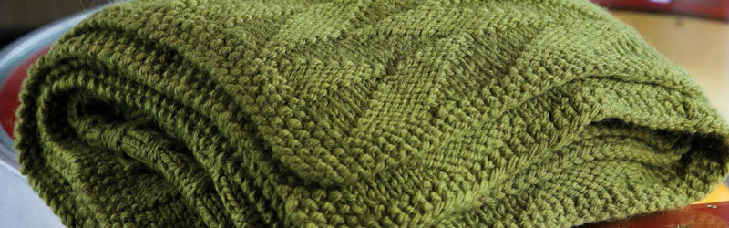 7 Free Knitted Blanket & Afghan Patterns | Interweave