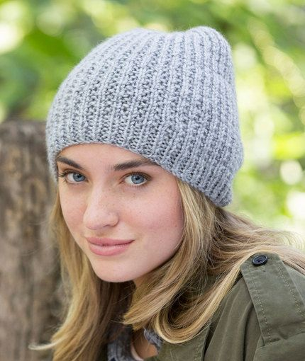 50 Free Easy Hat Knitting Patterns for Winter | Knitting | Pinterest