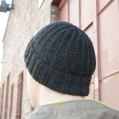 How to Knit an Easy Beanie