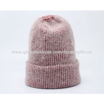 China Knitted beanies hats from Yangzhou Trading Company: Dorami Limited