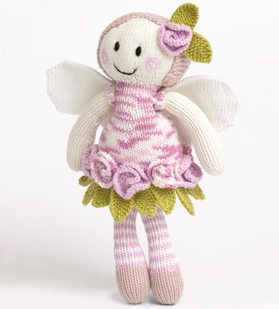 Adorable knitted dolls: 10 free patterns