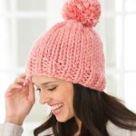 Stylish and hot looks in knitted hats
