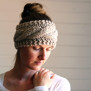 Ravelry: Headband : Friendship pattern by Brome Fields