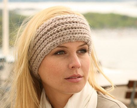 Headband and Headwrap Knitting Patterns- In the Loop Knitting