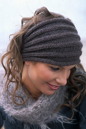 Ravelry: 86-10 Headband pattern by DROPS design