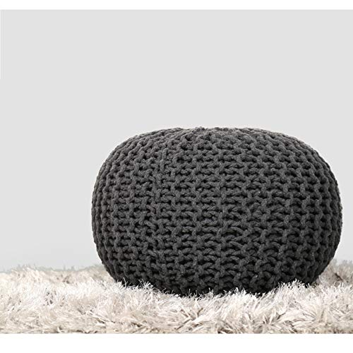 Knitted Pouf: Amazon.com