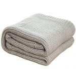 Few info on Knitted throw