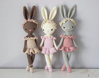 Knit toy | Etsy