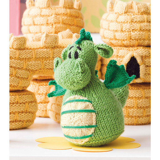 60 Quick Knitted Toys at WEBS | Yarn.com