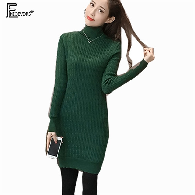 Winter Basic Pullovers Sweaters Hot Women Fashion Long Sleeve Cute
