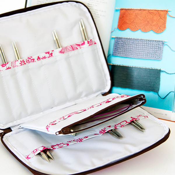 Stitching and Knitting Accessories | Interchangeable Needle Case