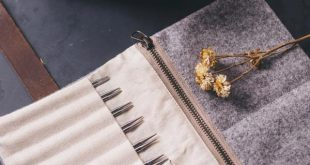 Standard Wool Interchangeable Needle Case u2013 twigandhorn.com